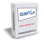 GCC GreatCut_Software pro řezací plotry GCC