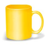 PixMaster / Hrnek žlutý_PREMIUM / LASER