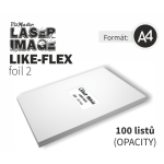 PixMaster Laser Image LIKE-FLEX / A4 foil 2 (opacity)