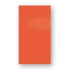 P125 / Jasná oranžová lesklá / PROMO