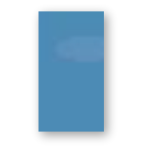 P142 / Nebeská modrá lesklá / PROMO