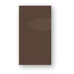 P166 / Tmavě hnědá lesklá / PROMO