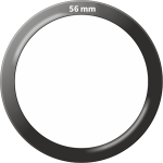 Distanční podložka 56mm