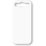 PixMaster / Náhradní plech (naformátovaný) pro gumový kryt iPhone 4, 4S