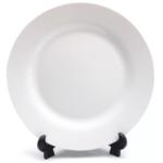 PixMaster / Talíř dezertní _ bílý_keramika_pr. 20,5cm včetně stojánku