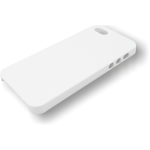 PixMaster / 3D kryt zadní (plast)_bílý_iPhone 5, 5S