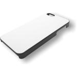 PixMaster / Kryt zadní (plast)_černý_iPhone 5, 5S včetně plechu pro potisk