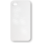 PixMaster / Náhradní plech třpytivý (naformátovaný) pro plastový kryt iPhone 4, 4S