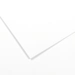 Kartonová zadní deska ASTROLUX pro vazbu dokumentů, bílá, 250g, 100ks
