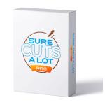 Sure Cuts A Lot - řezací software pro počítače MAC