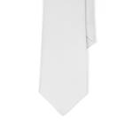 Kravata pro potisk, bílá