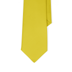 Kravata pro potisk, žlutá