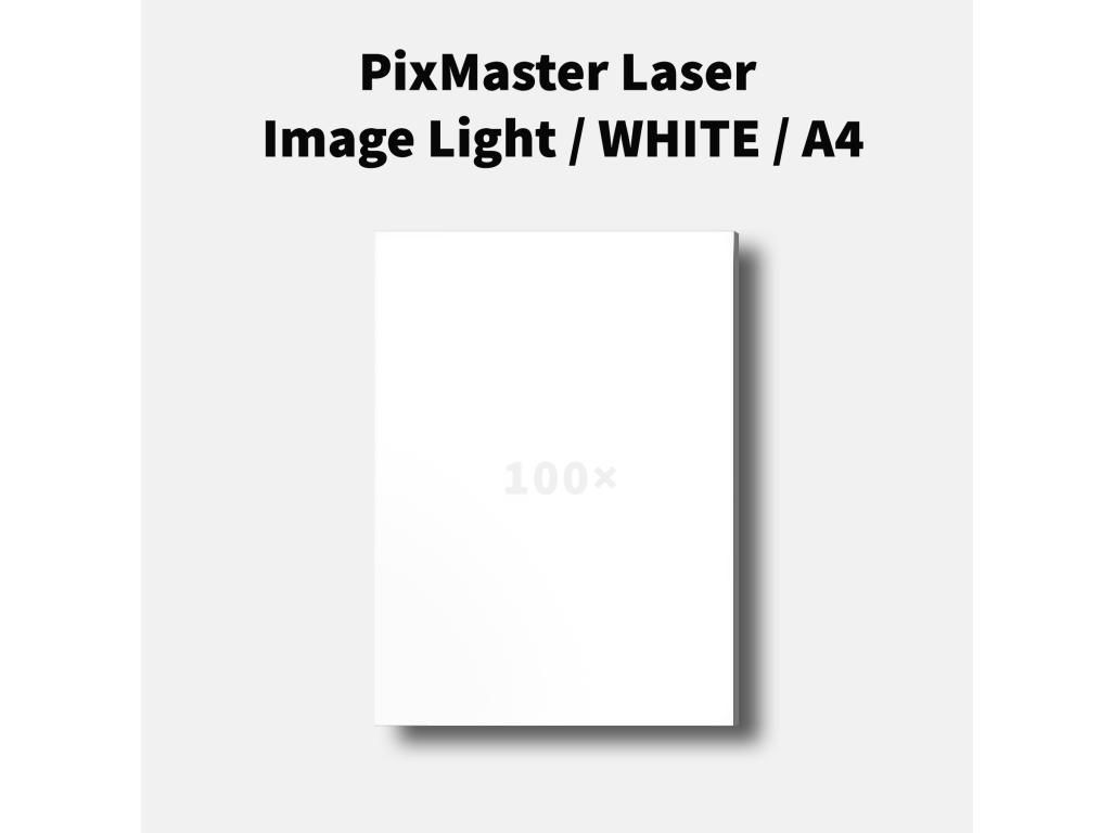 PixMaster Laser Image Light / WHITE / A4