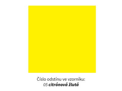 PF-02 CITRÓNOVĚ ŽLUTÁ / PixCut Flex Premium
