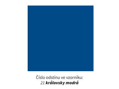 PF-15 KRÁLOVSKY MODRÁ / PixCut Flex Premium