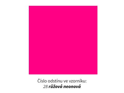 PF-31 RŮŽOVÁ NEONOVÁ / PixCut Flex Premium
