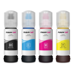 PixMaster Subli Eco sublimační inkoust (70ml) / Black / A4