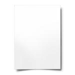 PixCut media / Polyesterové etikety 50x A4 / Mléčná bílá