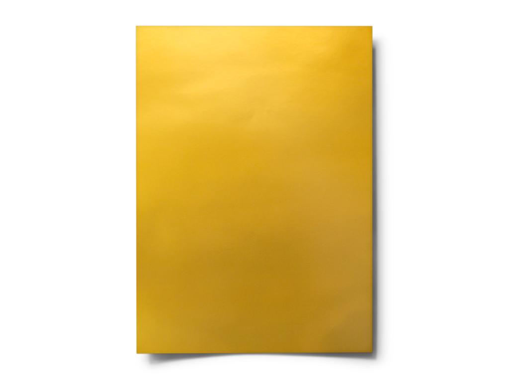 PixCut media / Polyesterové etikety 50x A4 / Jasná zlatá