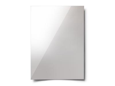 PixCut media / Polyesterové etikety 50x A4 / Jasná stříbrná