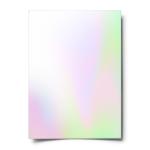 PixCut media / Polyesterové etikety 50x A4 / Holografická