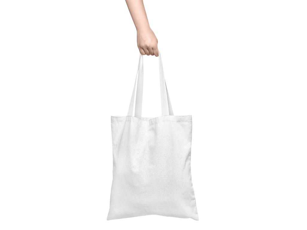 Taška PIXY, 120g, 100% bavlna / WHITE