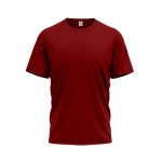 Tričko PIXY PREMIUM UNISEX, 160g, 100% bavlna / VÍNOVÁ