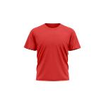 Dětské tričko KIDS, 160g, 100% bavlna / ČERVENÁ