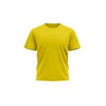 Dětské tričko KIDS, 160g, 100% bavlna / ŽLUTÁ