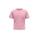 Dětské tričko KIDS, 160g, 100% bavlna / SVĚTLE RŮŽOVÁ