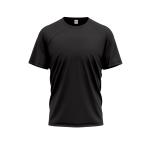 Tričko PIXY EXCLUSIVE, 200g, 100% bavlna / ČERNÁ